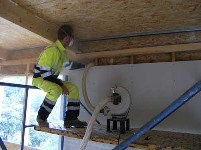 perlite acoustical insulation for homes perlindustria. Black Bedroom Furniture Sets. Home Design Ideas