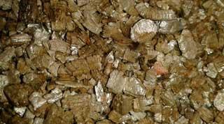 Características de la vermiculita
