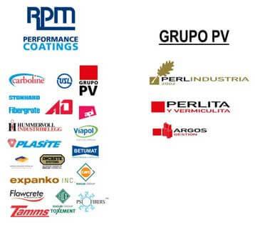 Líneas de negocio Grupo PV